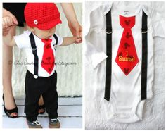 Personalized Mickey Mouse Birthday Tie and by ChicCoutureBoutique, $27.50 Birthday Party Outfits, First Birthday Parties, First Birthdays, Birthday Ideas, Mickey Party, Mickey Mouse Birthday, Baby Boy First Birthday, One Piece Bodysuit, Dia Do Pai