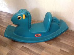 Little tikes rocking horse (2nd hand -- actual pic) For Sale Philippines - Find New and Used Little tikes rocking horse (2nd hand -- actual pic) On OLX