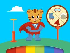 Daniel Tiger's Day & Night was designed to help preschoolers learn about morning and bedtime routines.