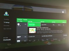 Xbox One Over-The-Air TV Tuner Now Available: $100; Details.