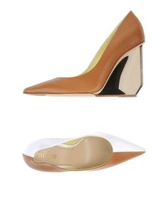 I found this great POLLINI Pump on yoox.com. Click on the image above to get a coupon code for Free Standard Shipping on your next order. #yoox
