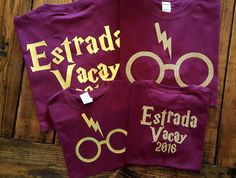 Are You Or Someone Know Taking A Trip To Universal Studios Then These Vacation ShirtsVacation TripsFamily