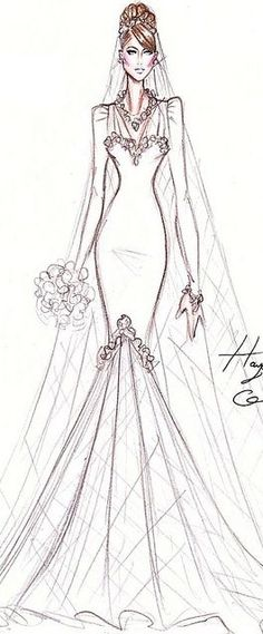 Hayden Williams for Catherine Dutchess of Cambridge -