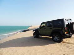 Oman   Where the Desert Meets the Ocean.  credit: Abdul Rahman Zadgali. view on Fb https://www.facebook.com/SinbadsOmanPocketGuide #Oman #Travel #TravelToOman #MyOman