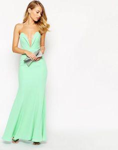 Vestidos de fiesta verdes 2016: Resalta tu belleza en la próxima boda Image: 19