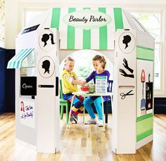 The Beauty Parlour - the play space turning living rooms into day spas - http://babyology.com.au/toys/the-beauty-parlour-the-play-space-turning-living-rooms-into-day-spas.html