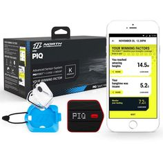 PIQ Kiteboarding Sensor Tracks Your Jumps