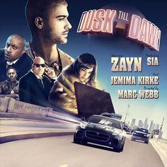 "Kiss from a Rose: Zayn ""Dusk Till Dawn"" (ft. Sia)"