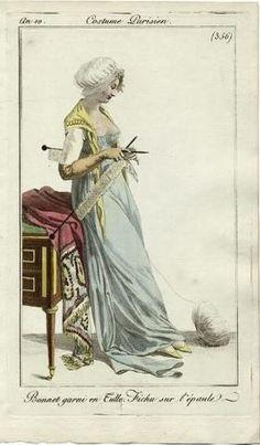 Parisian Knitting