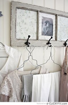 46 Creative DIY Ideas Using Old Windows in Your Home...clickypix.com