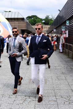 The 75 Best Street Style Looks from Pitti Uomo 90 | Sharp Magazine