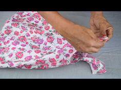 DIY Cómo hacer vestido para niñas paso a paso. - YouTube