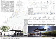 Concurso de Arquitetura | Eletroposto