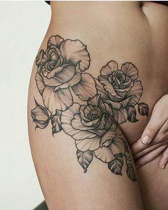 By @shchogolev_tattoo   #blackinkedart