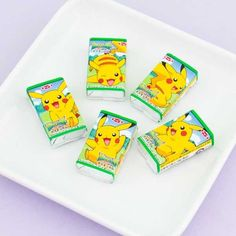 New Products - Blippo Kawaii Shop Pokemon Snacks, Top Pokemon, Popular Pokemon, Japanese Candy, Kawaii Stationery, Kawaii Shop, Chewing Gum, Candy Store, Packaging Design