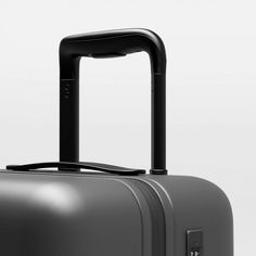 The Monos Luggage collection combines a minimalist design and innovative materials to provide a convenient and elegant way to travel. Luggage Trolley, Trolley Bags, Portable Phone Charger, Ways To Travel, Miniture Things, Laptop Case, Innovation Design, Design Products, Product Design