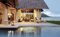 Maradiva Villas Resort & Spa - A hotel featured by Kuoni Travel for Mauritius holidays