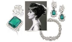 Gina Lollobrigidas Bulgari jewelry on sale at Sothebys