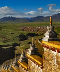 Litang, Western Sichuan, China