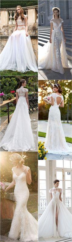 vintage cap sleeves wedding dresses / http://www.deerpearlflowers.com/wedding-dresses-with-cap-sleeves/