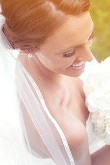 Beautiful bridal look! Photo by Sarah M. #weddingphotographersmn #weddingmakeup