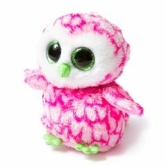 Bubbly the Owl, Status-Not Rare, Claires Exclusive, So Cute!!!