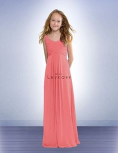 Junior Bridesmaid dress of style 53702 - Flower Girl And Junior Bridesmaids by Bill Levkoff