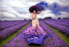 The Lavendar Princess by Kirsty Mitchell