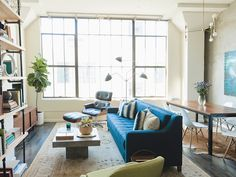 Rosa Beltran Design: LITTLE TOKYO LOFT TOUR: BEFORE & AFTER, SOURCES, AND THE WHOLE SHEBANG