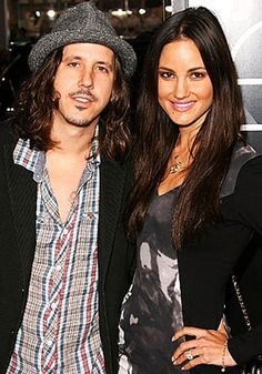 Love is Blind Celebrities (37 of 37): Mischa Barton and Cisco Adler