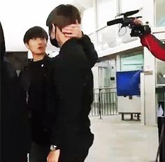 Shows vkook and then a jealous Jimin haha
