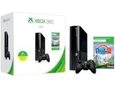 Xbox 360 4GB 1 Controle 1 Jogo - Microsoft com as melhores condições você encontra no Magazine 01franklyn. Confira!