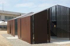House of Toilet : Public Toilet, Art Setouchi Triennale (Ibukijima Island, Kanonji, Kagawa, Japan) Daigo Ishii + Future-scape Architects