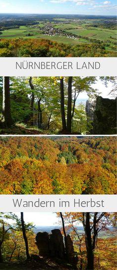 Wandern im Nürnberger Land im Herbst belohnt dich mit tollen Herbstfarben und schönen Aussichtspunkten. Das perfekte Kurztrip Ziel für den Herbst. Außer Wandern gibt es noch jede Menge andere Outdoor Abenteuer im Nürnberger Land zu erleben z.B. Reiten, Mountainbiken und Bogenschießen #nürnbergerland #outdoor #wandern #bayern #fledermaus #deutschland #outdoortips #travelinspired #wanderndeutschland #herbst #herbstreiseziel #kurztrip #harnbachmühle #pegnitz  #kersbach #glatzenstein