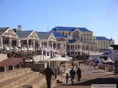 Victoria Wharf Shopping Center - V&A Waterfront, Cidade do Cabo