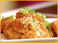 Sweet 'n Sticky Sesame Chicken...