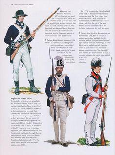 infanterie continentale