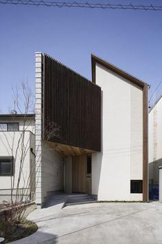 45º by TSC Architects / Aichi, Japan