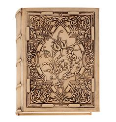 decorative leather albums- Looking for something like this for our annual faery party