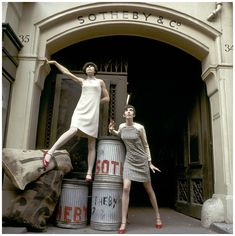 London 1966 fashion Avenue Photo Paul Huf