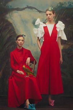 Delpozo Pre-Fall 2018 Collection - Vogue