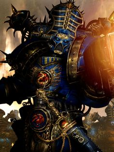 chaos space_marines thousand_sons