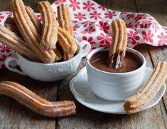 Ricotta, Churros, Frittata, Chocolate Fondue, Cereal, French Toast, Pudding, Breakfast, Desserts