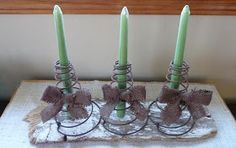 Crafts With Old Bed Springs- candle holder Bed Spring Crafts, Spring Projects, Craft Projects, Craft Ideas, Fun Ideas, Rustic Crafts, Primitive Crafts, Rusty Bed Springs, Box Springs