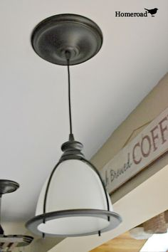 Homeroad-Instant Pendant Lights these are so cool. I wish I found these when I was looking for new lights