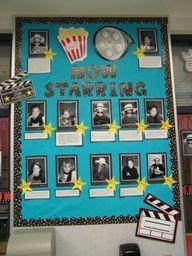 Hollywood Theme Classroom | hollywood theme classroom | Hollywood Classroom Theme -pictures ...