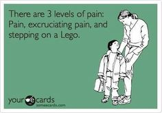 If your kids have legos you know what I'm talking about. #someecard