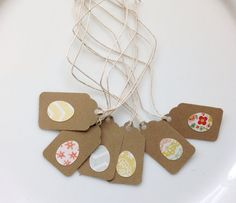 Chocolate easter eggs easter egg shop for chocolate easter easter egg gift tags 6ct negle Image collections