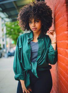 African MelaninnnFashion & Hair Trend by Aysha Sow
