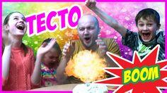 Взрыв ТЕСТО + ПЕТАРДА КОРСАР 2 Семейные эксперименты Explosion test + Fa...